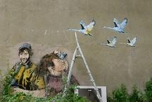 Landscape Art, Street Art, Art, Illustrations