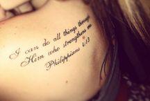 tattoos / by Mark N Brooke Flowers