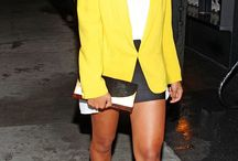 Solange Knowles / Fashion
