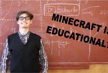 Homeschooling with Minecraft