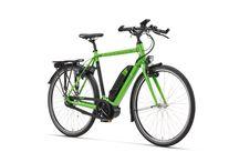 E-Bikes / Fahrräder mit elektrischer Unterstützung, bicycles with electric support, e-bikes, pedelecs