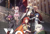 re:creators anime
