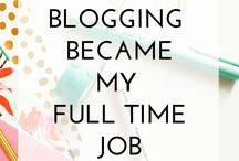 Blogging Inspiration / Blogging Inspiration and Advice gathered from all over