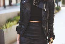 Moda Minimalista / Inspirações de looks minimalistas