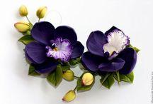 мини цветочки