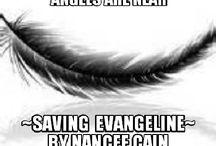 Saving Evangeline By Nancee Cain