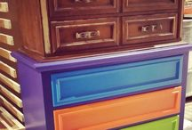 -something small- / Pro Glo Refinishing - small furniture projects...