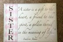 FiFi / My favorite sister / by Amanda Street