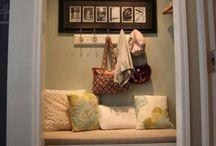 Utility room / Decorating