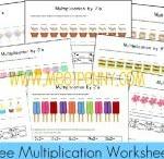 multiplication / by Laura Drexler