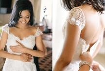 To Love Wedding Dress Shoot