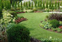 ogród mały