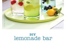 lemonade bar