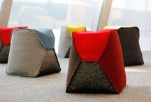 Upholstered furniture for kids