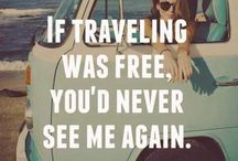 Travelling ..
