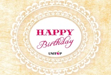 Happy Birthday / Popular perfums