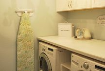 Laundry Room / by Nikki Browne