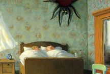 20th century paintings - Michael Sowa