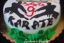 Torta arti Marziali:karate / Torta arti Marziali:karate