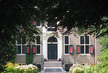 Kastelen in Nederland / kastelen of huizen in Nederland