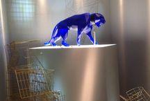 Daum - Cristal / Tout le raffinement du Cristal au Paris Design Week -  Salon Maison et Objet au Parc des Expositions à Villepinte.
