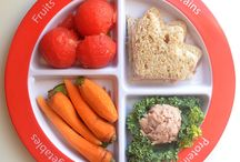 Healthy meals for the kiddos! / by Misty Kouns