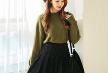 кореяночки и их мода