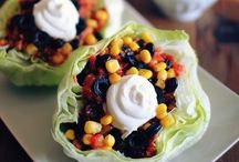 Girls night ideas / Recipes and food ideas for our favorite Tuesday night!  / by Jessica Silvestri