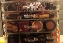 ideas para acomodar maquilla