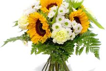 Sunflowers Bouquets by Roflora