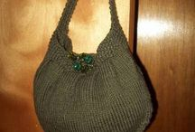 Knits - bags & baskets