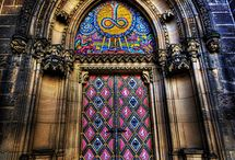 Castle Doors / Castle Door in many shaped and sizes from all around the world