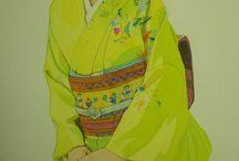 Peinture Japonaise 17