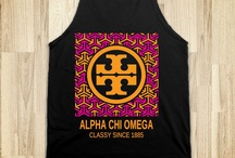 Alpha Chi Omega / by Katelin McBride