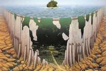 ★ Jacek Yerka. / Surrealismo.