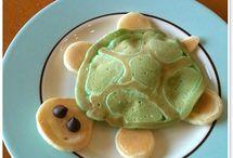 {Breakfast- Pancakes}