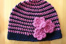 Crochet/Knit -hats/caps