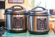Food - pressure cooker