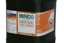 Chemical Stripper / Benco #B17 Industrial Paint Remover is a liquid, non-flammable remover widely used to remove durable coatings from steel and aluminum. #B17 is the most aggressive formulation developed by Benco Sales for the removal of technologically advanced coatings designed for extreme durability and chemical resistance. Epoxy coatings, powder coatings, electrocoat coatings, polyurethanes, and UV/EB coatings are rapidly removed by submersion in #B17.