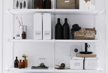 Indoor | Shelving and storage