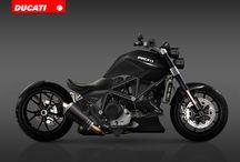 Ducati Monster Bobber