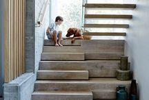 dream home lépcső