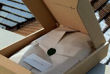 The CARPASUS Packaging / We also strive to combine elegance and eco-friendliness when it comes to packaging.