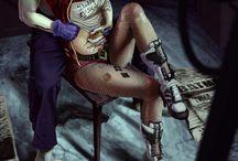 Harley quinn und joker