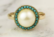 Vintage Ring idea