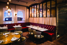 Wright Brothers - Soho, London / A cosy and atmospheric seafood restaurant in the heart of Soho.