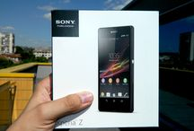 SONY XPERIA Z / Promotion of SONY XPERIA Z