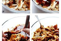 Crockpot Meals / All things that you can set and forget!