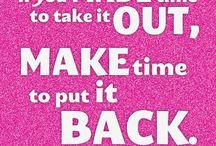 Quotes / Organisation quote!
