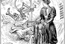 Les Cycles / Bicycle inspiration!